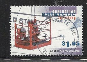 Australian Antarctic Territory #L105 used Scott cv $2.40