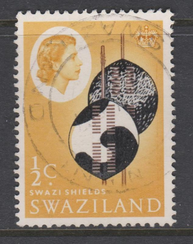 Swaziland 1962 Sc#92 Used