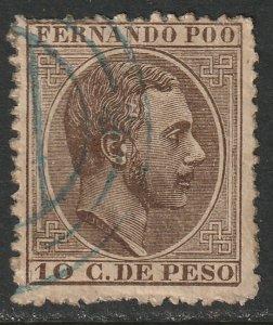 Fernando Po Sc 8 used