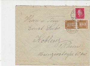 german 1929 stamps cover  ref 18868