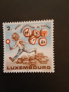 *Luxembourg #633                     MNH