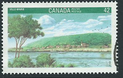 Canada  SG 1487   Very Fine Used