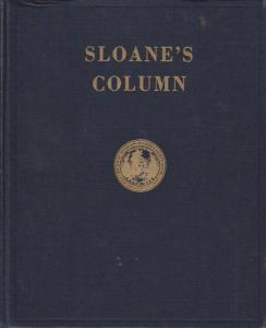 Sloane's Column, compiled by George T. Turner. Hardcover, gently used