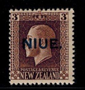 Niue 27 MNH F-VF