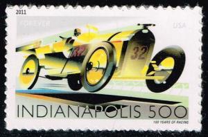 US #4530 Indianapolis 500 Centennial; MNH (0.95)