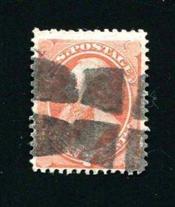 149 Stanton 7¢ Used 1870 - 1871