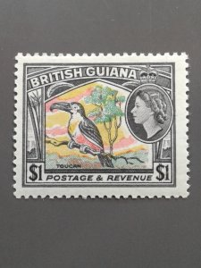 British Guiana  286 F-VF MLH. Scott $ 10.00