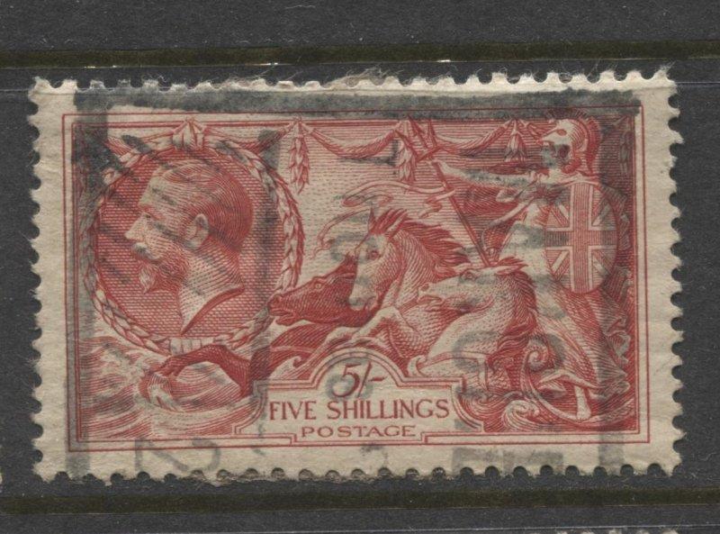 STAMP STATION PERTH GB #223 Britannia Type Used 1934