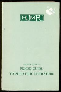 HJMR SECOND EDITION PRICED GUIDE TO PHILATELIC LITERATURE SOFT COVER BOOK