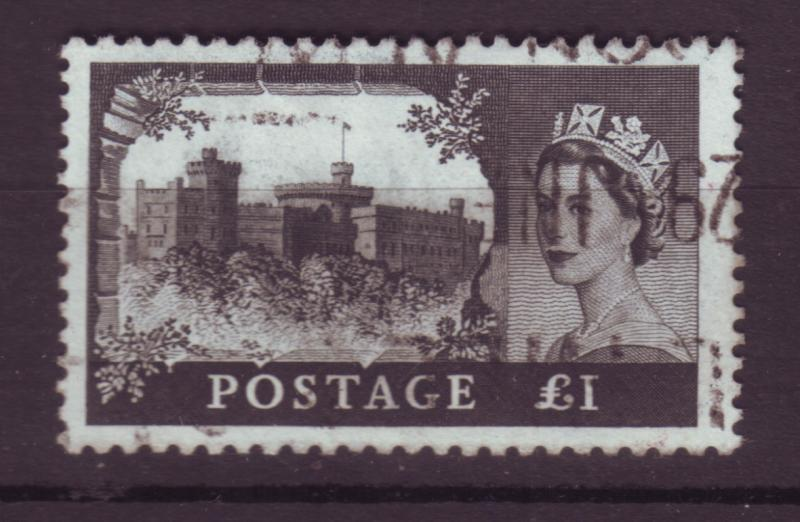 J18510 JLstamps [low price sale] 1959 great britian used #374 1#
