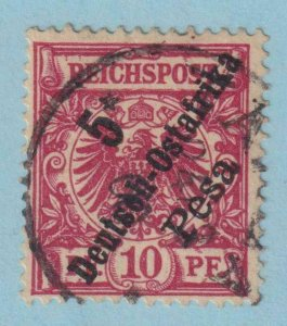 GERMAN EAST AFRICA 8  USED -  NO FAULTS EXTRA FINE!