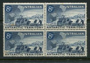 Australia Antarctic Territory L2 BK4 MNH Make An Offer