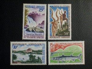 Gabon Scott #239-239 unused