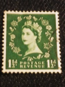 Great Britain 309 F used XF