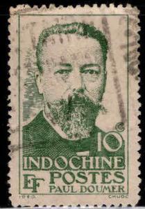 Indo-China Scott 255 Used 1944 Governor-General Doumer