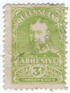 (I.B) Australia - Queensland Revenue : Adhesive Duty 3d