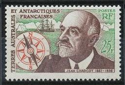 French Southern and Antarctic Territories 21 MNH (1961)