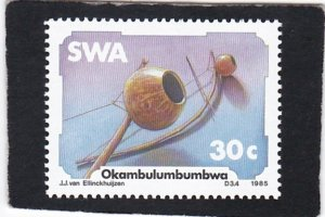 South West Africa,  #   550    unused