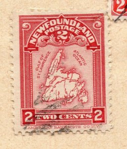 Newfoundland 1898-1901 Early Issue Fine Used 2c. NW-11945