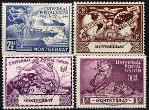 Montserrat #108-11   F-VF Used CV $4.35  (X1343)
