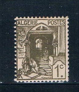 Algeria 33 MLH Street in Kabah 1926 (A0297)+