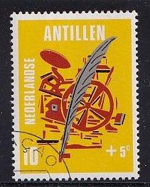 Netherlands Antilles   #B101  cancelled  1970  Cultural welfare printing press