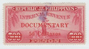 USA Philippines revenue fiscal stamp 7-29-21 -