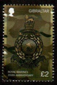 Gibraltar #1482  MNH  Scott $6.50