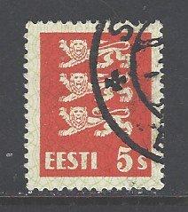 Estonia Sc # 93 used (BC)