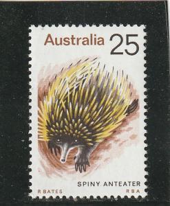 Australia  Scott#  567  MNH  (1974 Spiny Anteater)