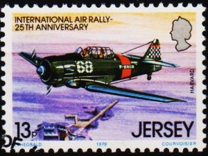 Jersey. 1979 13p S.G.212 Fine Used