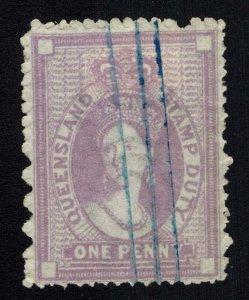 Queensland Scott AR18 Used.