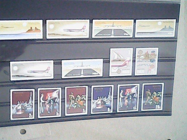 Malta  MNH  nice lot of stamps