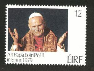 Ireland Scott 456 MNH** Pope John Paul II 1979 visit
