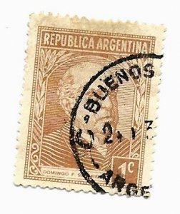 Argentina 1950 - U - Scott #486 *