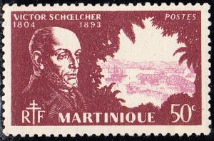 Martinique #201 Used