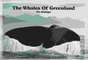 Greenland 1998 The Whales of Greenland Booklet (23 pages, English)