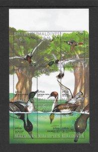 BIRDS - MALDIVES #2038  MNH