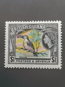 British Guiana  286 F-VF MNH. Scott $ 8.25