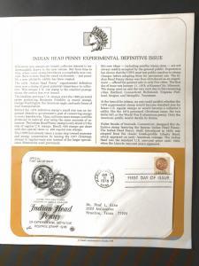 US #1734 Addressed FDC