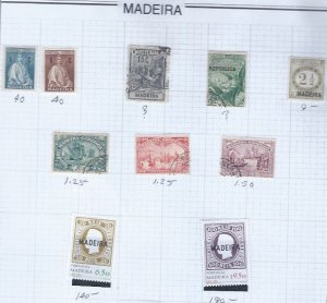 MADEIRA M&U GROUP SCV $343.80 STARTS AT 20% OF CAT VALUE