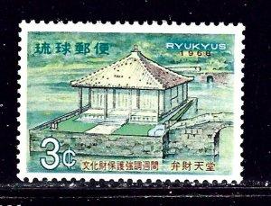 Ryukyu Is 178 MNH 1968 issue    (ap2327)