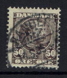 Denmark SC# 68, Used, Hinge Remnants - Lot 041217