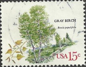 # 1767 USED GRAY BIRCH