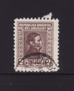 Uruguay 477 U José Gervasio Artigas, National Hero (A)
