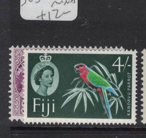 Fiji SG 307-8 MNH (4dtp)