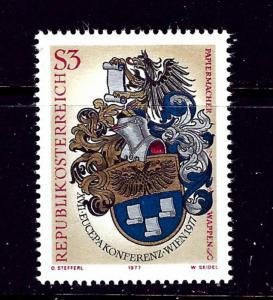 Austria 1065 MNH 1977 issue