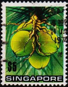 Singapore. 1973 $5 S.G.223 Fine Used
