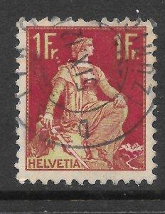Switzerland Used [7392]