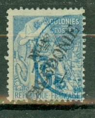 B: New Caledonia 25 used CV $60
